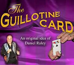 Guillotine Card*
