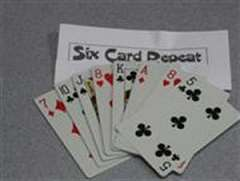 Six Card Repeat