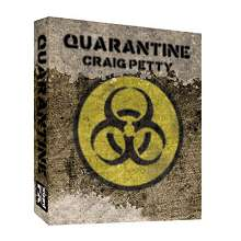 Quarantine by Craig Petty - Blue