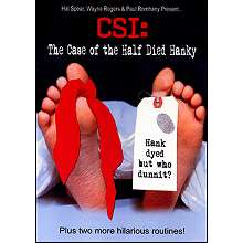CSI by Hal Spear -  Wayne Rogers, and Paul Romhany