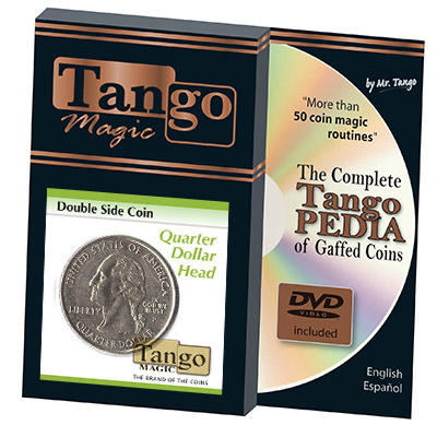 Double Side Quarter (heads) - Tango