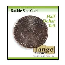 Double Side Half Dollar (tails)