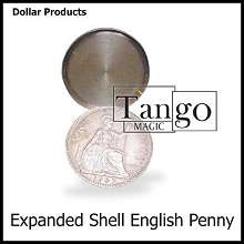 Expanded Shell English Penny by Tango