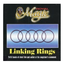 Linking Rings - 5 inch - Royal