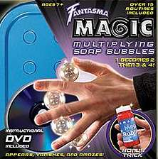 Multiplying Soap Bubbles - Fantasma