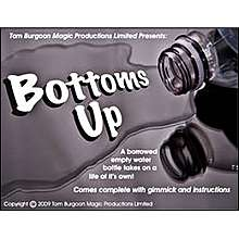 Bottoms Up by Tom Burgoon