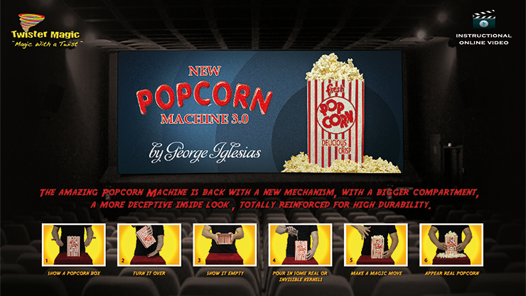 Popcorn-Machine-3.0-by-George-Iglesias-and-Twister-Magic
