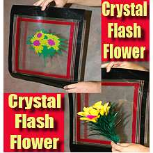 Crystal Flash Flower