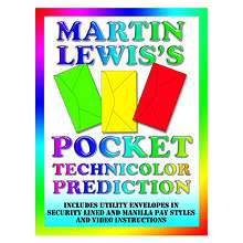 Technicolor Pocket Prediction by Martin Lewis