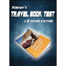 Romhany`s Travel Book Test