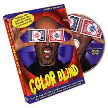 Color Blind by Matthew Johnson*