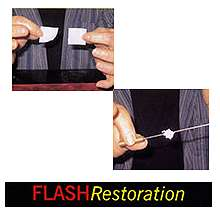 Flash Restoration - Porper