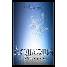 Aquarius Cap In Bottle