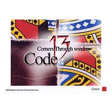 Code 13 (Corners Through Window)*