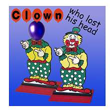 Clown Who Lost His Head
