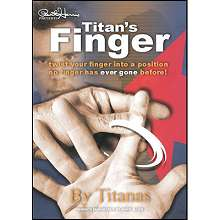 Titans Finger - Paul Harris and Titanas