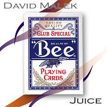 Marked Deck Bee Style by David Malek