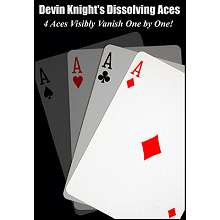 Dissolving Aces by Devin Knight