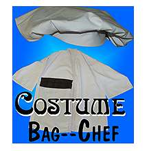 Chef Costume Bag