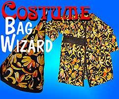 Costume Bag - Wizard