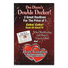 Double Decker by Doc Dixon*