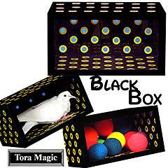 Black Box Production by Tora Magic