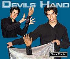 Devils Hand by Tora Magic