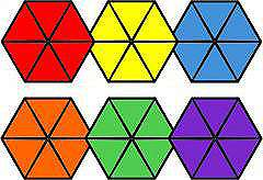 Color-Changing-Hexagon