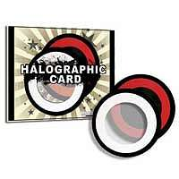 Halographic Card