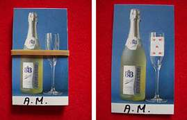 Champagne-Card