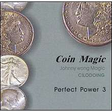 Perfect Power by Johnny Wong - Half Dollar