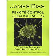 Remote Control Change Pack by James Biss*
