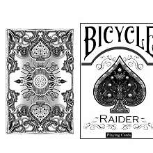 Raider Deck - White
