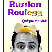 Russian Roulegg by Quique Marduk