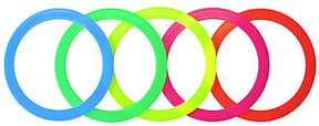 Juggling Rings - Higgins Brothers