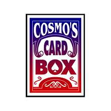 Cosmos Card Box