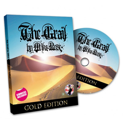 The Grail GOLD Edition by Mike Rose