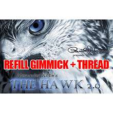REFILL for Hawk 2.0 (2 Basic Hawk Gimmicks & Thread)