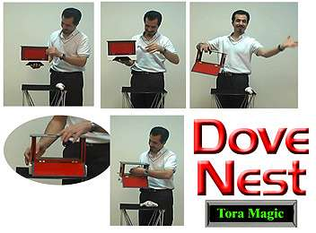 Dove Nest - Tora Magic