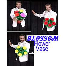 Blossom Flower Vase Triple - Tora Magic