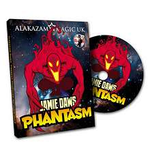 Phantasm by Jamie Daws & Alakazam Magic