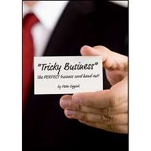 Tricky Business - Peter Eggink