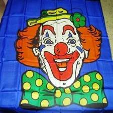 Clown Silk - 45 inches