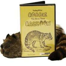 Robbie Raccoon