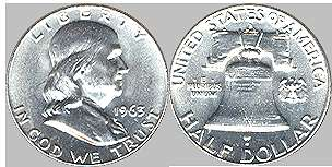 Franklin Halves