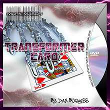 Transformer Card - JB Magic*