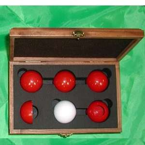 Billiard Bill Set