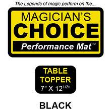 Close-Up Pad 7 x 12 Magicians Choice