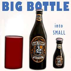 Big-Bottle-Into-Small--Tora
