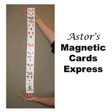Magnetic Card Expresds - Astor